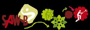 saw-b logo