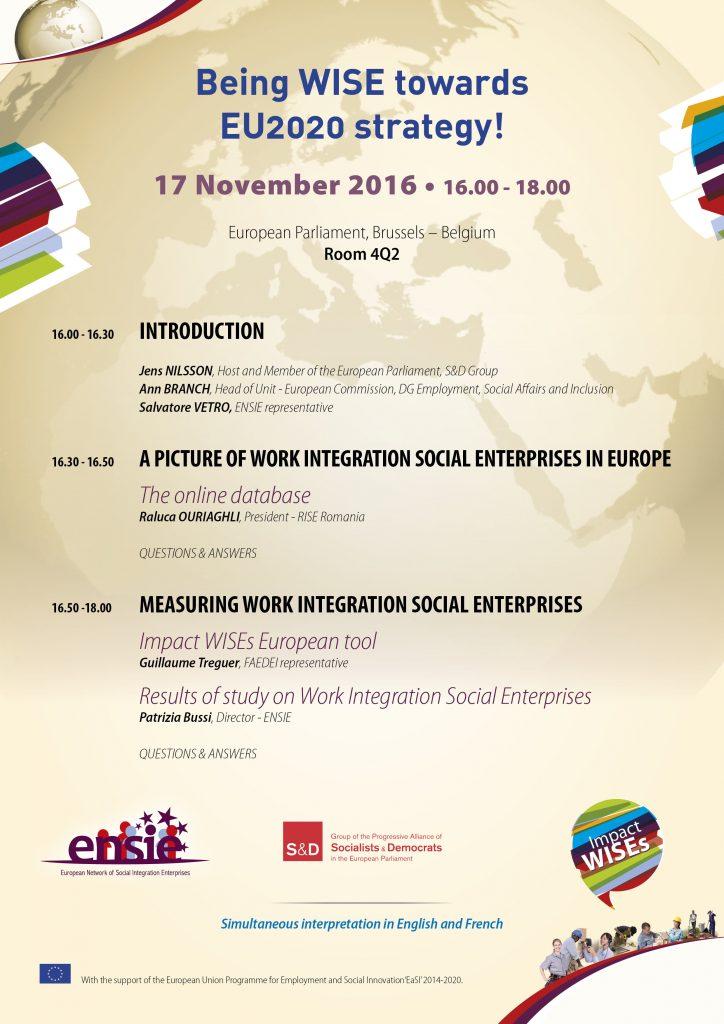 ENSIE WISE Programme 171116